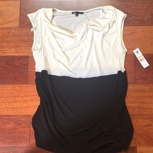 Chaus Tops - NWT Chaus cowl neck top